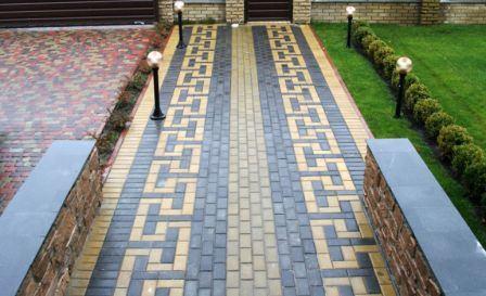 5 tipos de bloco de concreto para calçada e suas aplicações